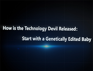 Hu Jiaqi Talk Show Vol.1 Hu Jiaqi, a Famous Anthropologist How is the Technology Devil Released - Start with a Genetically Edited Baby