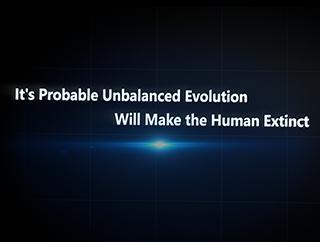 Hu Jiaqi Talk Show Vol.6 Hu Jiaqi, a Famous Anthropologist It's Probable Unbalanced Evolution Will Make the Human Extinct